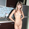 Skinny and sexy Russian girl friend Gina Gerson - image