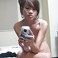 Cute Asian GF - image