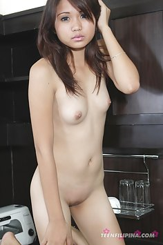 Just 18 nude and cute LBFM Filipina girl