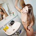 Prima ballerina from Russia shows off perfect dancers nude body - image