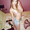 Liliana is the top nude girl from Russia for 2016 - image