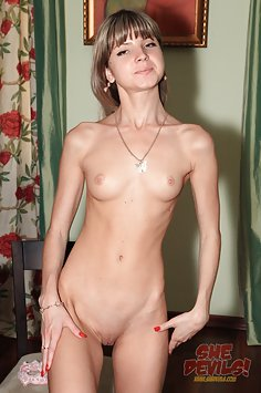More of skinny and fit anal porn starlet Gina