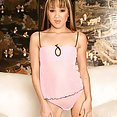 More of ultra skinny and flat chested Asian teen Amai Liu naked - image