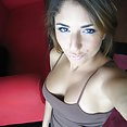 College girl next door Nicole fit with tan lines naked - image
