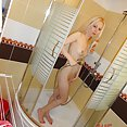 Alabaster and white blonde nude girl from Finland - image