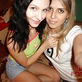 Cute and skinny naked Russian girls - image